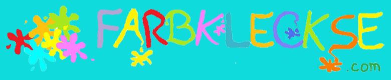 farbkleckse - Ideen fuer Kinder